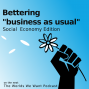 "Artwork for Bettering ""Business as Usual"" - Social Economy Edition"