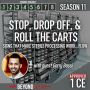 Artwork for Stop, Drop Off, & Roll the Carts: Signs That Make the Sterile Processing Work...Flow