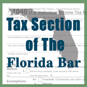 The Florida Bar Tax Section Podcast