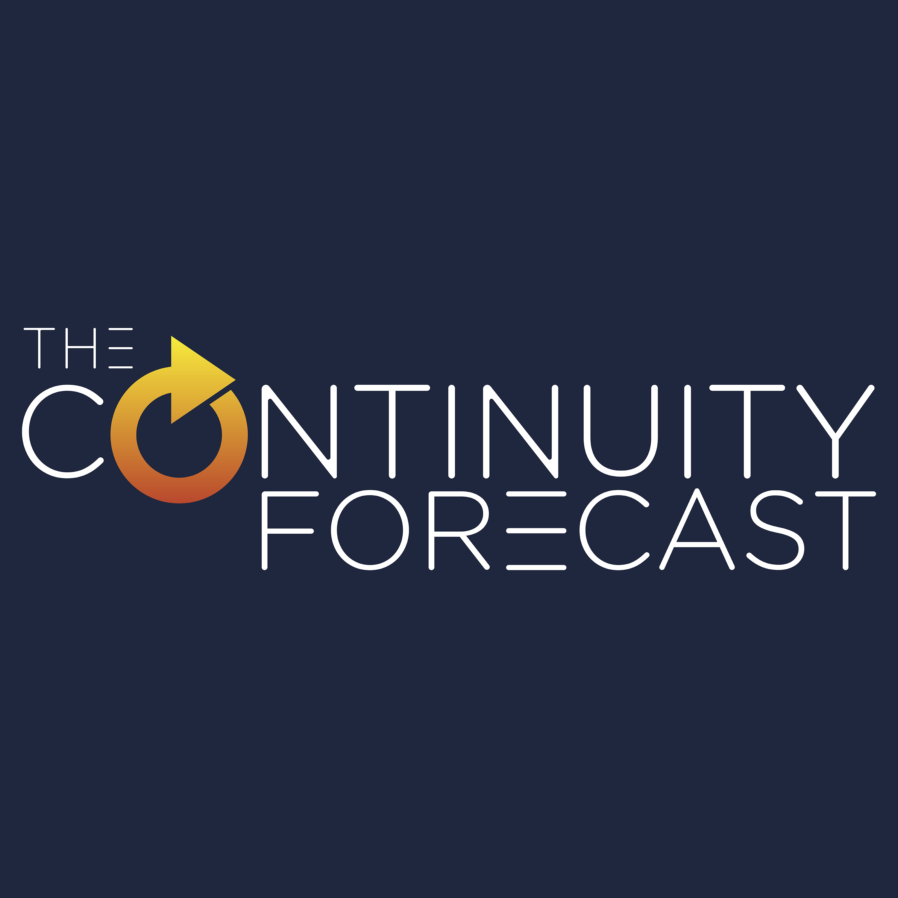 The Continuity Forecast: Because Business Never Stops show art
