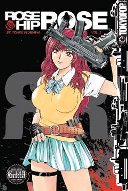Manga Review: Rose Hip Zero Volume 2 by Tohru Fujisawa