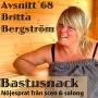 Artwork for 68 Britta Bergström