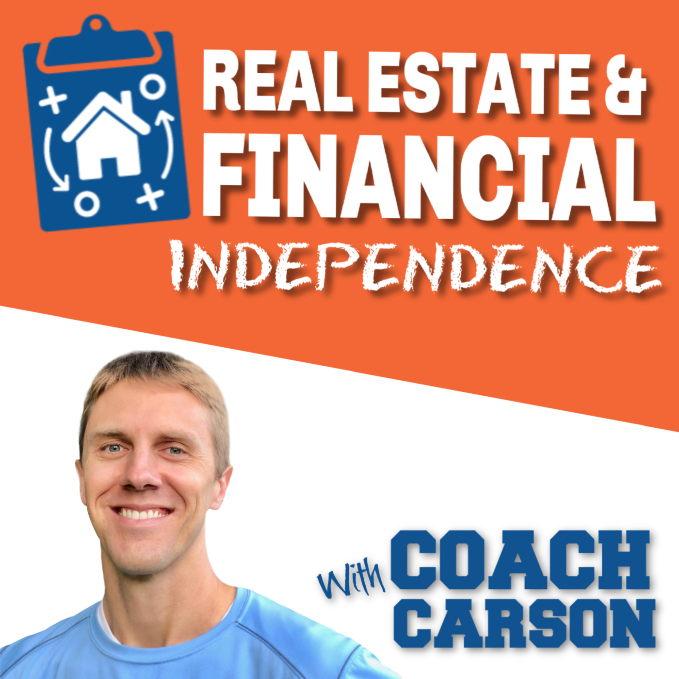 Real Estate & Financial Independence Podcast show art
