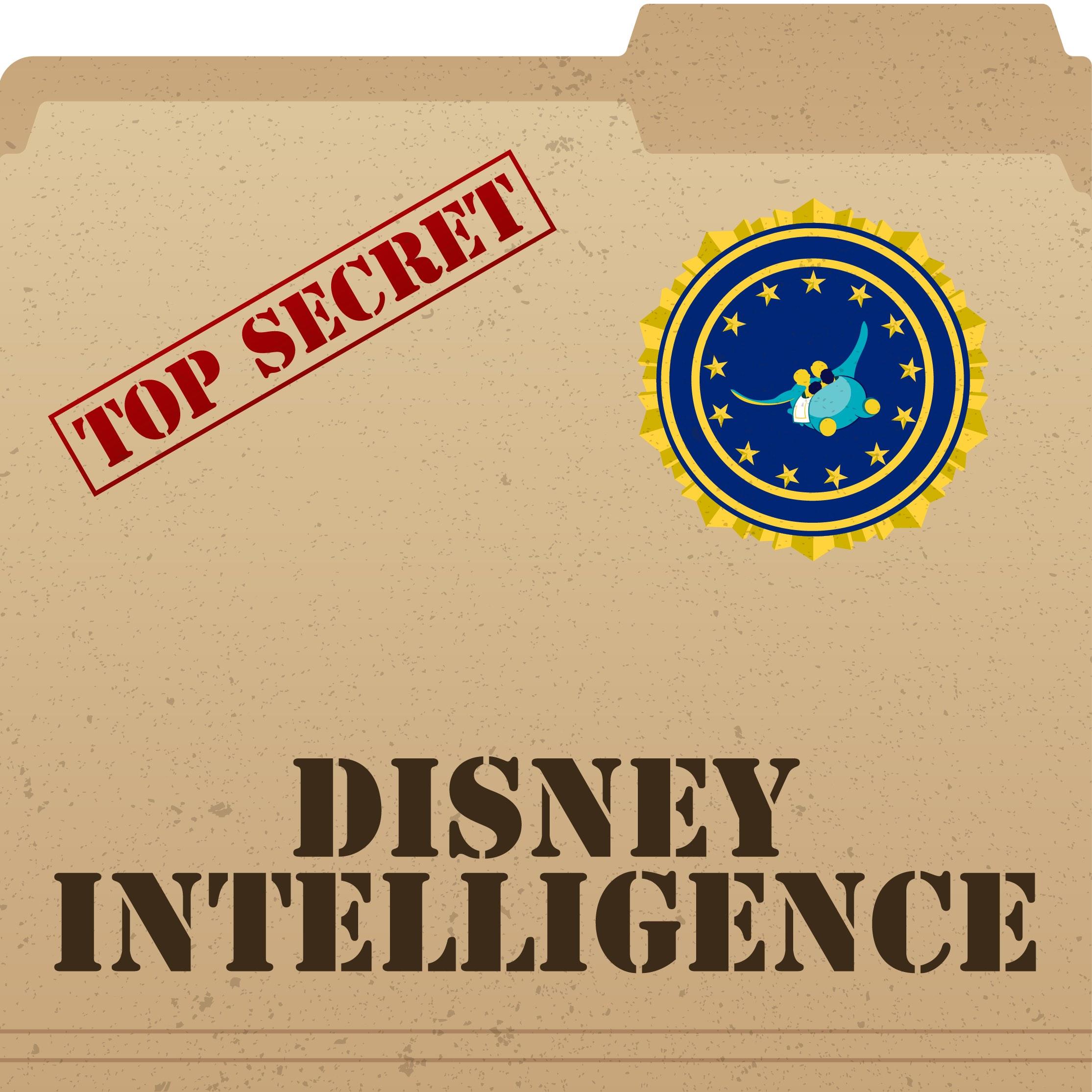 Disney Intelligence show art