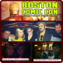 Artwork for Episode 399 - Boston Comic Con: Dinner For Five w/ Jeremy Bastian, Andy Belanger, Becky Cloonan, Ming Doyle