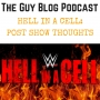 Artwork for TGBP 040 WWE Hell In A Cell: Post Show Thoughts