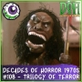 Artwork for Trilogy of Terror (1975) – Episode 108 – Decades of Horror 1970s