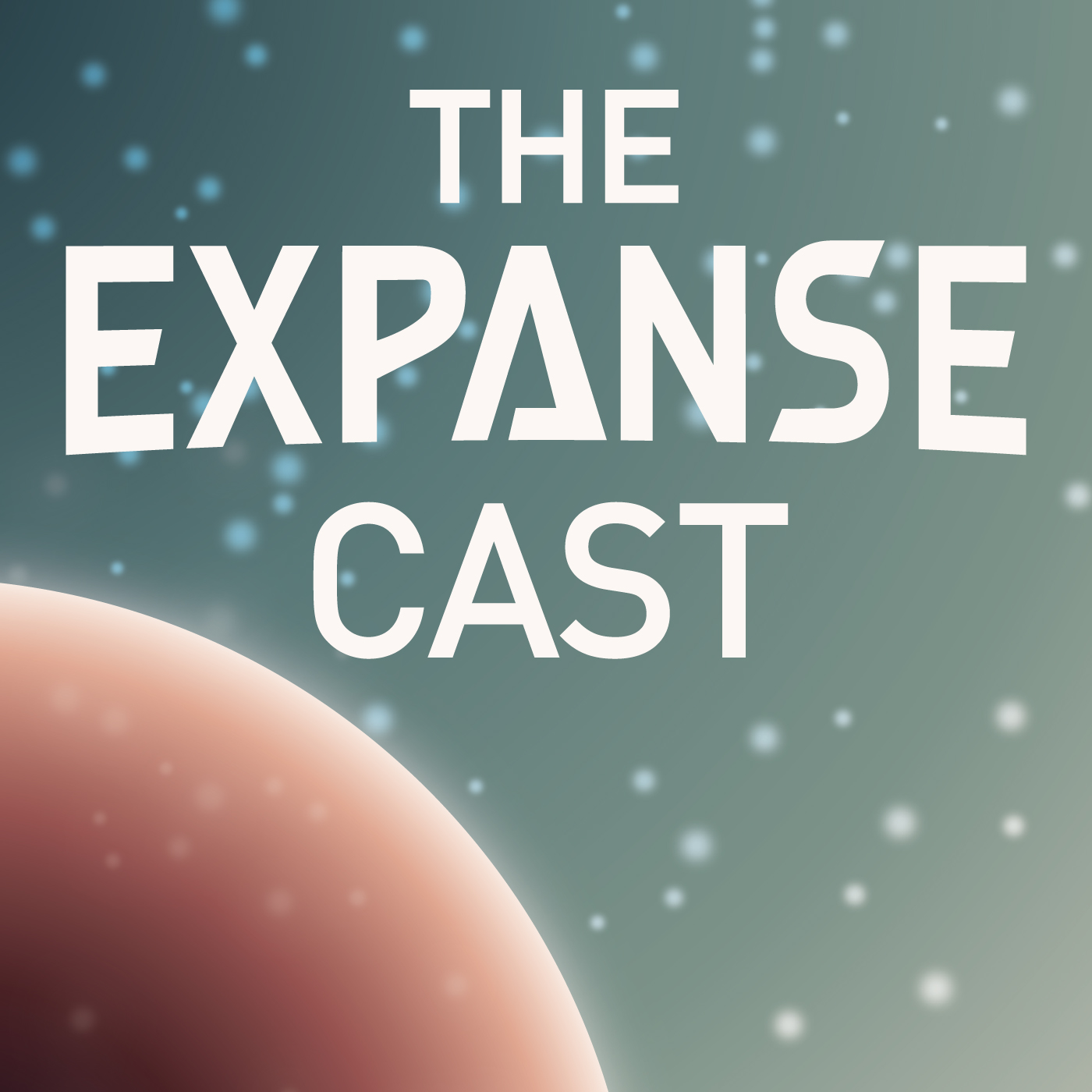 The Expansecast show art