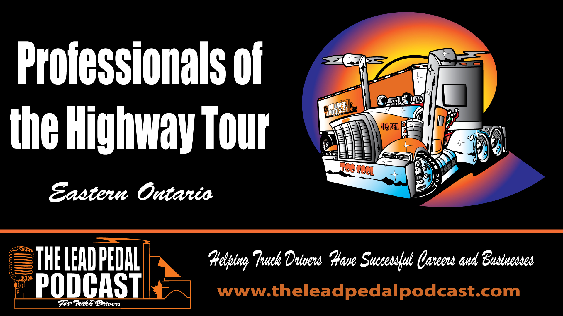 Professionals of the Highway Tour