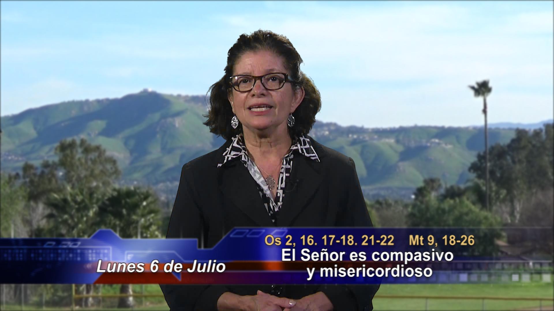 Artwork for Dios te Habla con Maria Eva Hernandez; Tema de hoy:  El Señor es compasivo y misericordioso