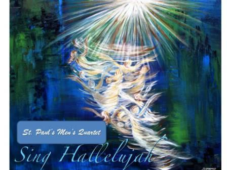 Sing Halleluia - St. Paul's Men's Quartet