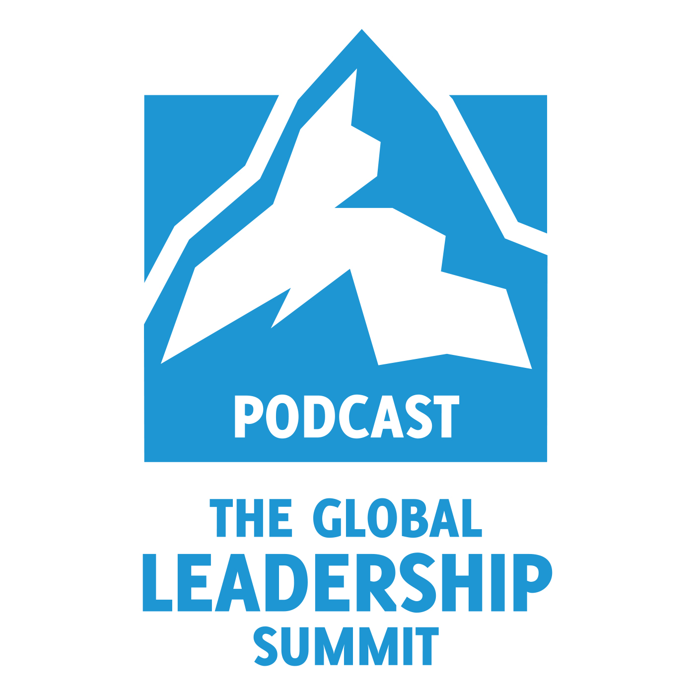 The Global Leadership Summit Podcast show art