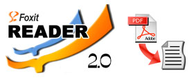 Foxit PDF Reader 2.0.1409