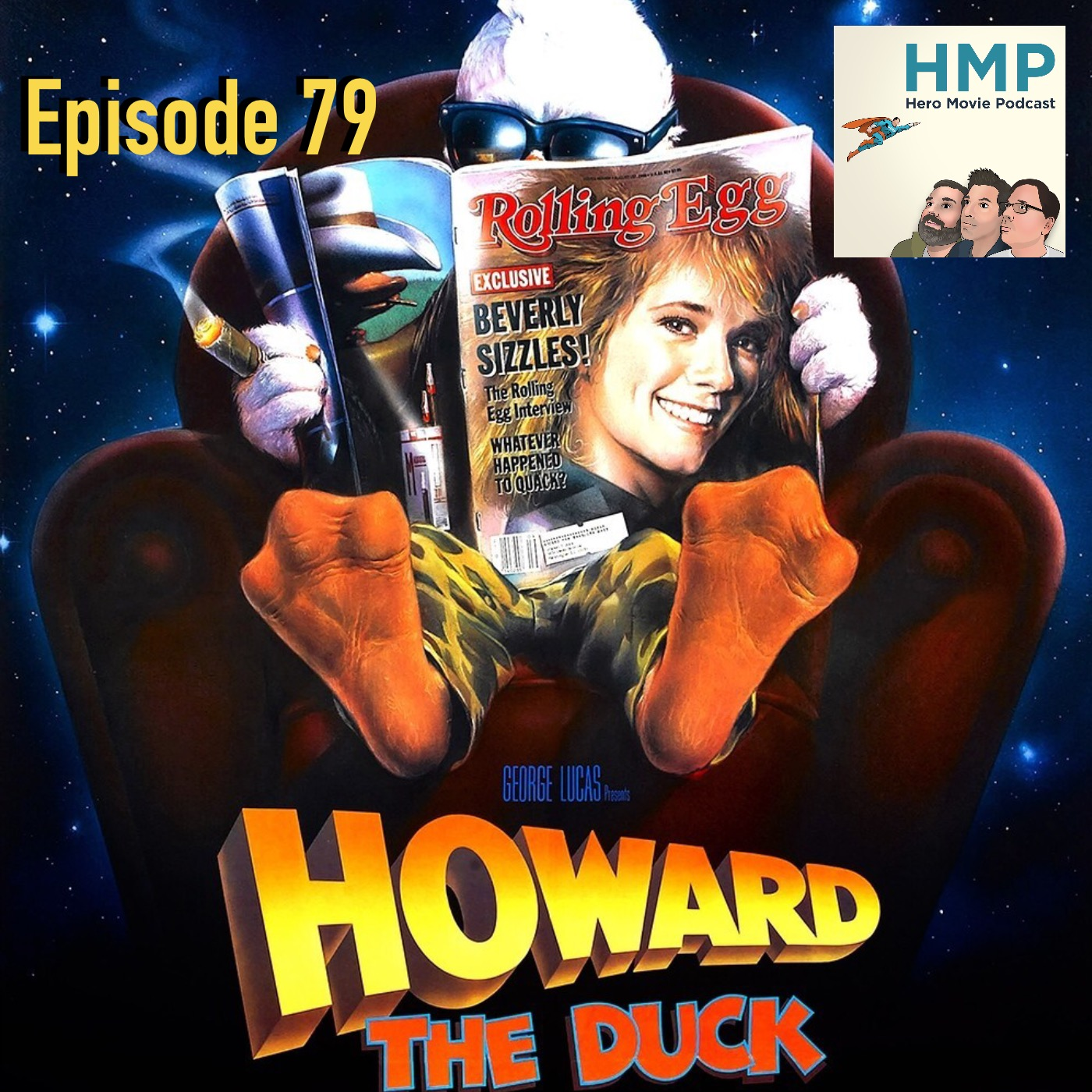 Episode 79- Howard the Duck