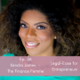 Artwork for Ep. 46 – Kendra James of Finance Femme Shares How to Use Your Finance Metrics To Grow Your Business