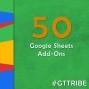 Artwork for Google Sheets Add-Ons - GTT050