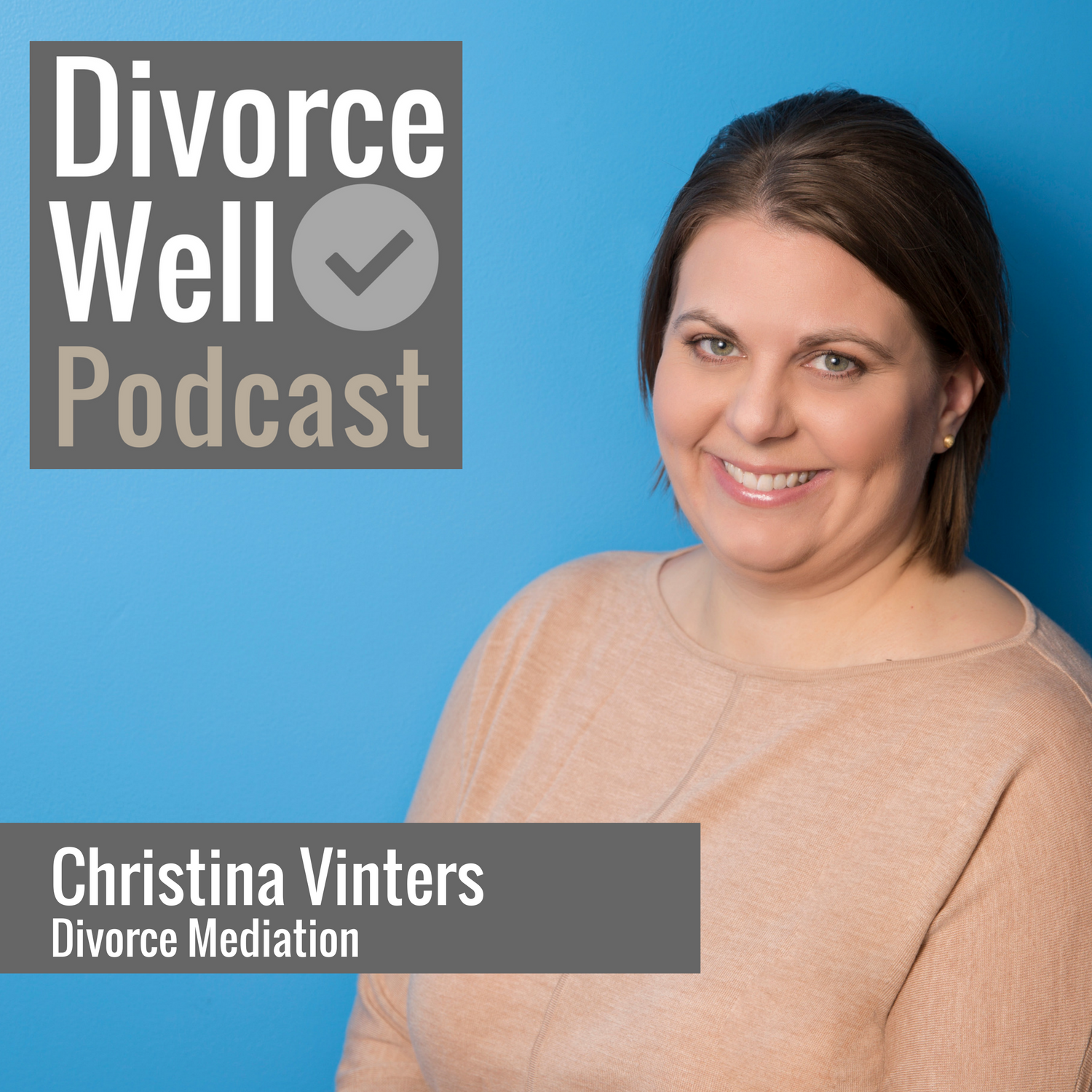 The Divorce Well Podcast - 09 - Divorce Mediation, with Christina Vinters