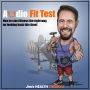 Artwork for #08 - Fitness Motivation For Beginners & Dealing With Injury Or Setbacks