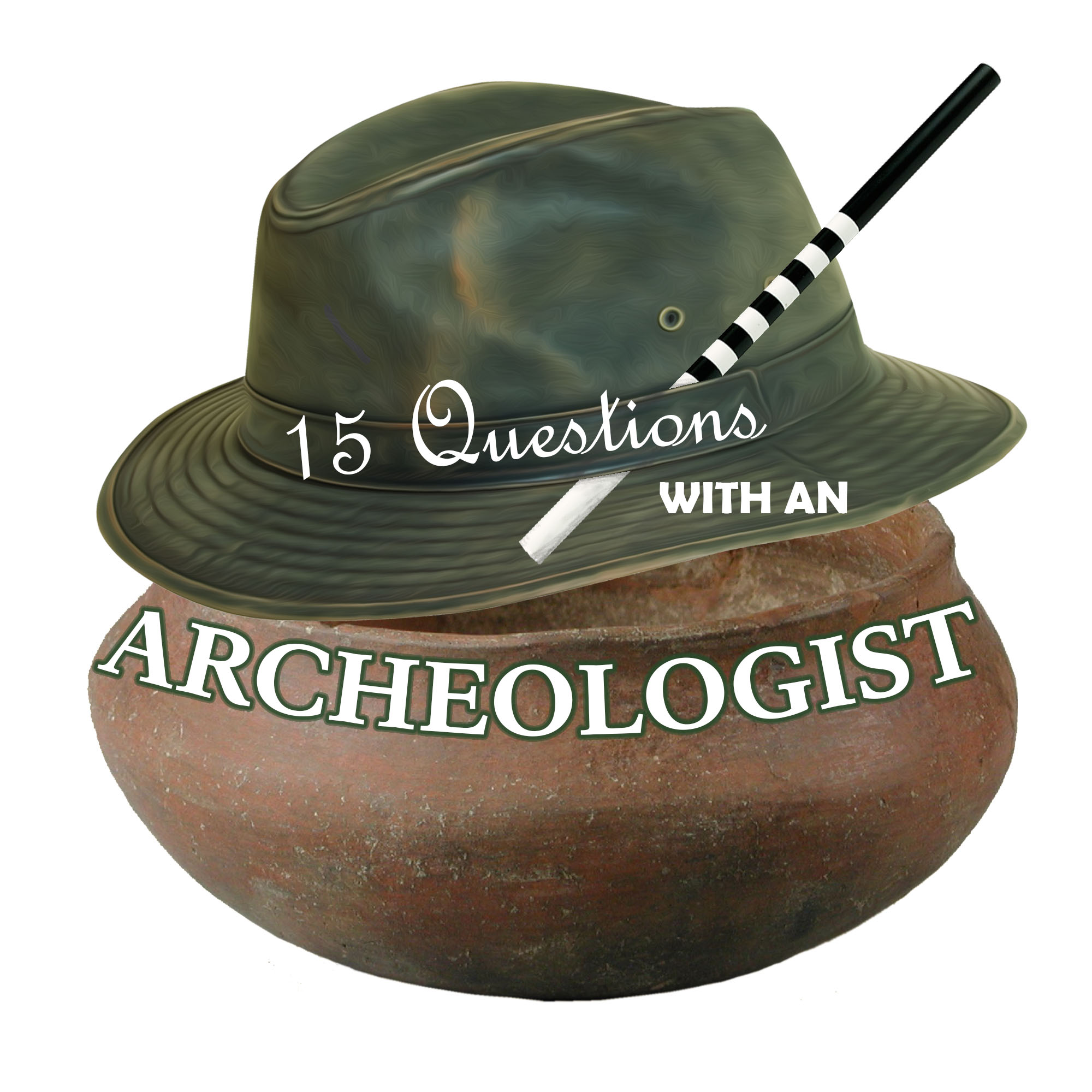 15 Questions With An Archeologist show art