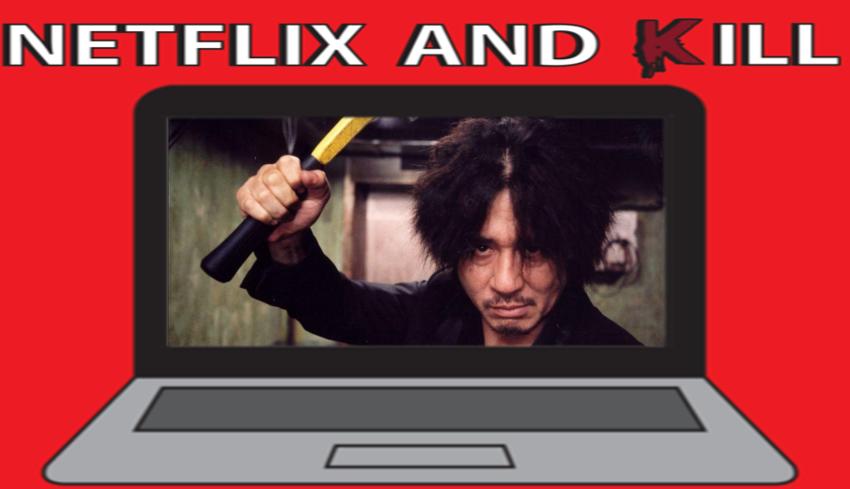 Artwork for Netflix and Kill - Oldboy