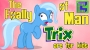 Artwork for Trix are for Kids - The Foally of Man - Eps. 36 [Chapter 37.3]