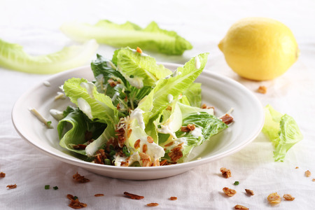 image An Amazing Caesar Salad recipe - The Real Truth About You PODCAST