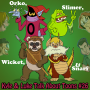 Artwork for Kyle and Luke Talk About Toons #26: OSWS