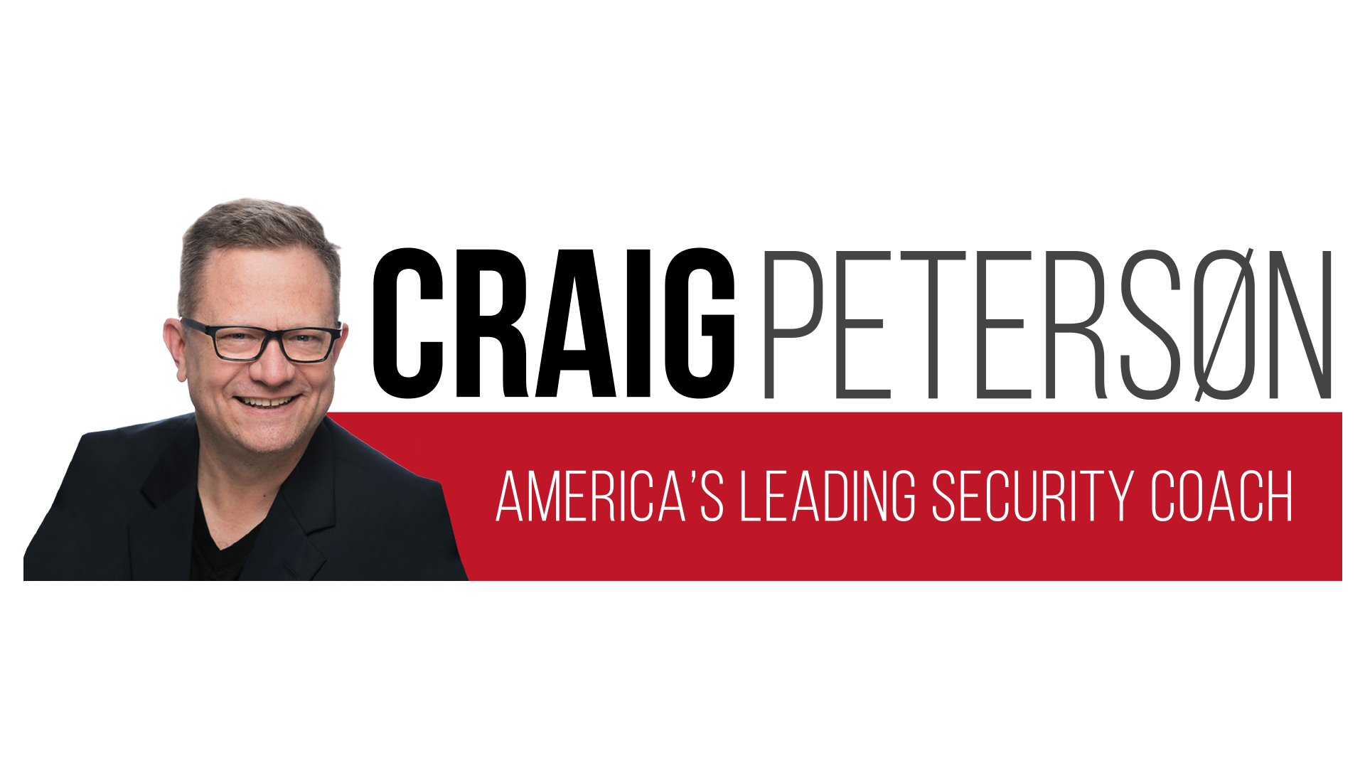Craig Peterson - America's Leading Security Coach show art