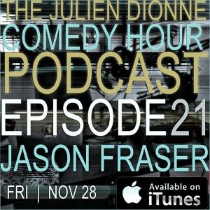 21- Jason Fraser