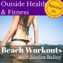 Artwork for Take Your Fitness to the Beach Workouts for Fun in the Sun