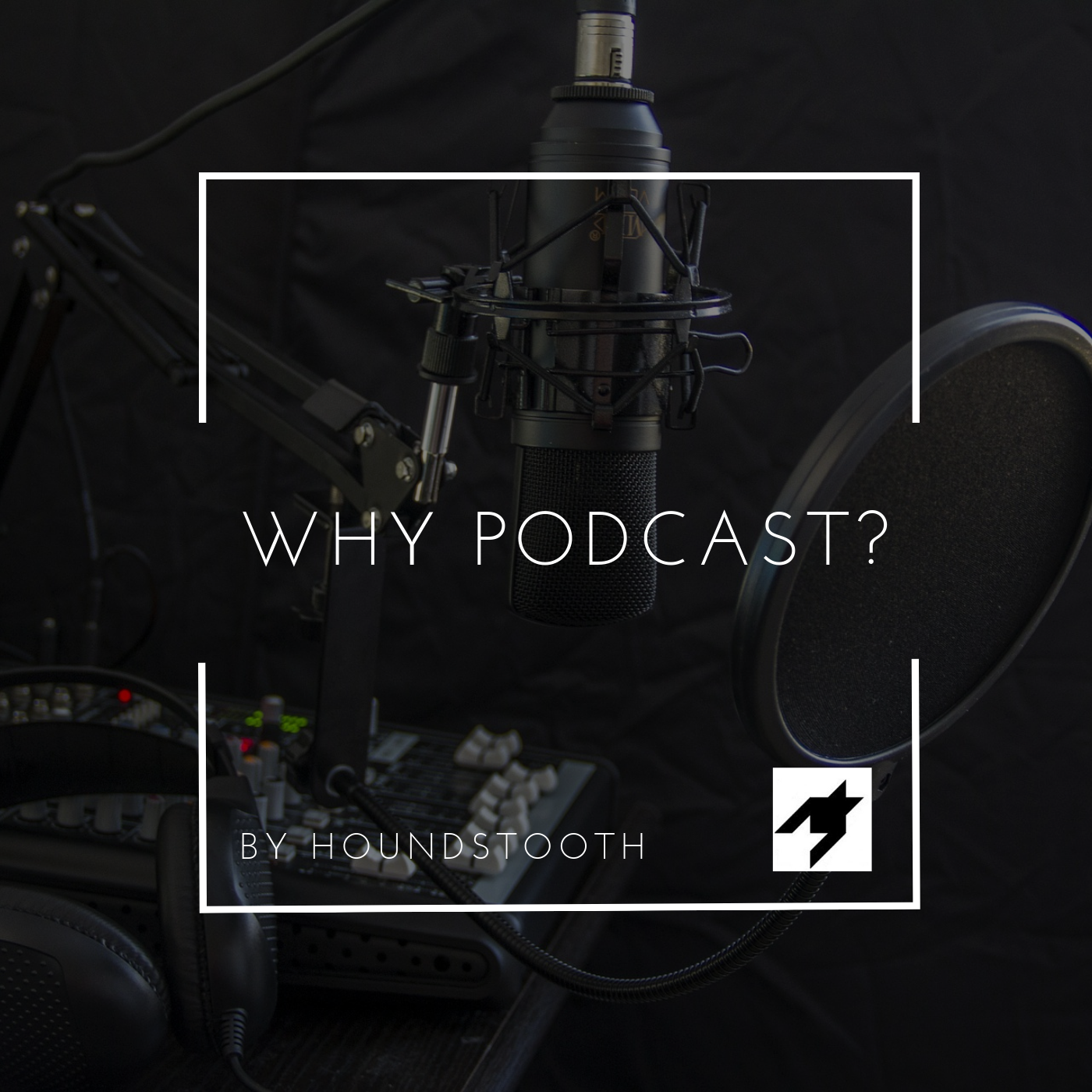 EP 1: Intro Episode - Why Podcast? show art