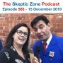 Artwork for The Skeptic Zone #583 - 15.December.2019