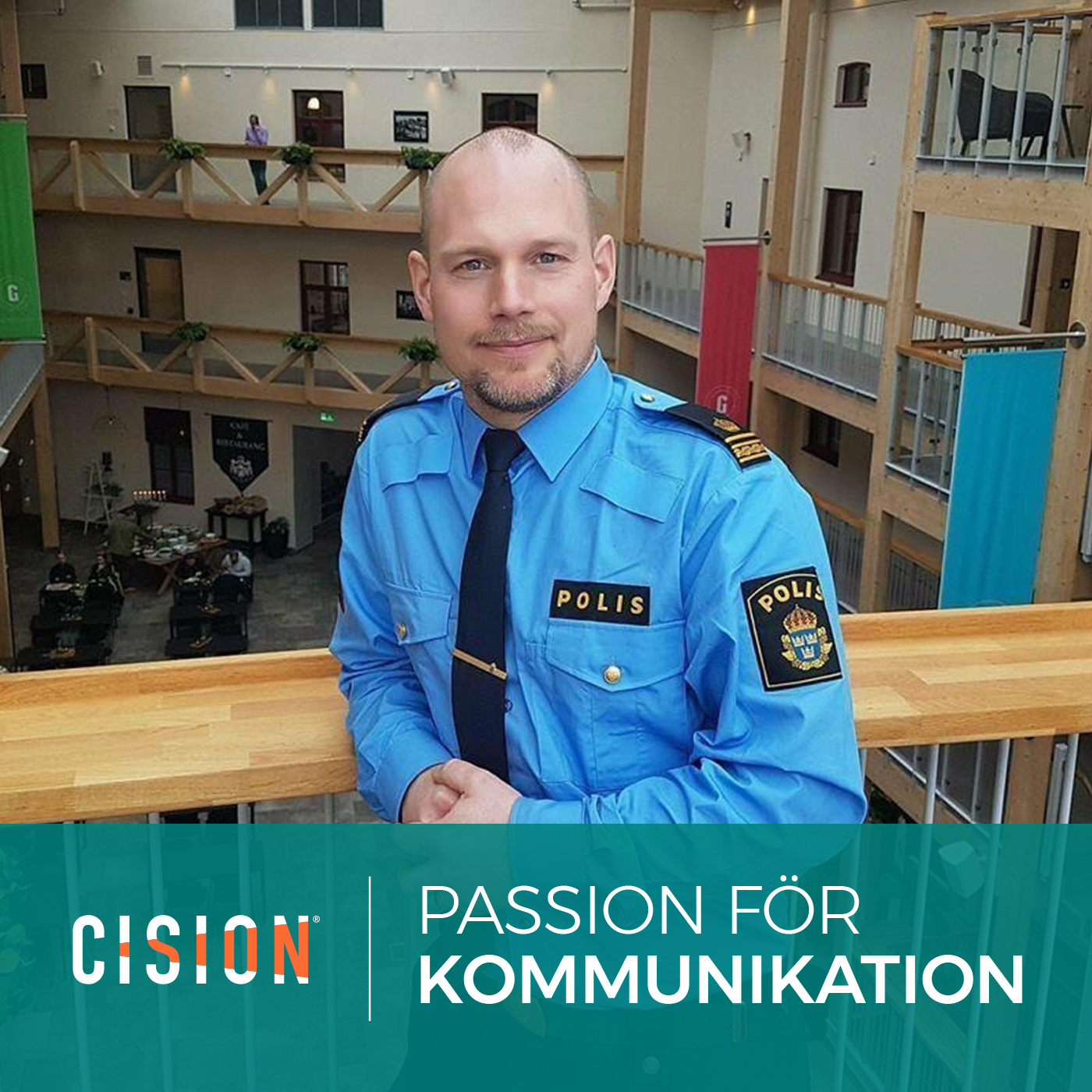 Passion för kommunikation