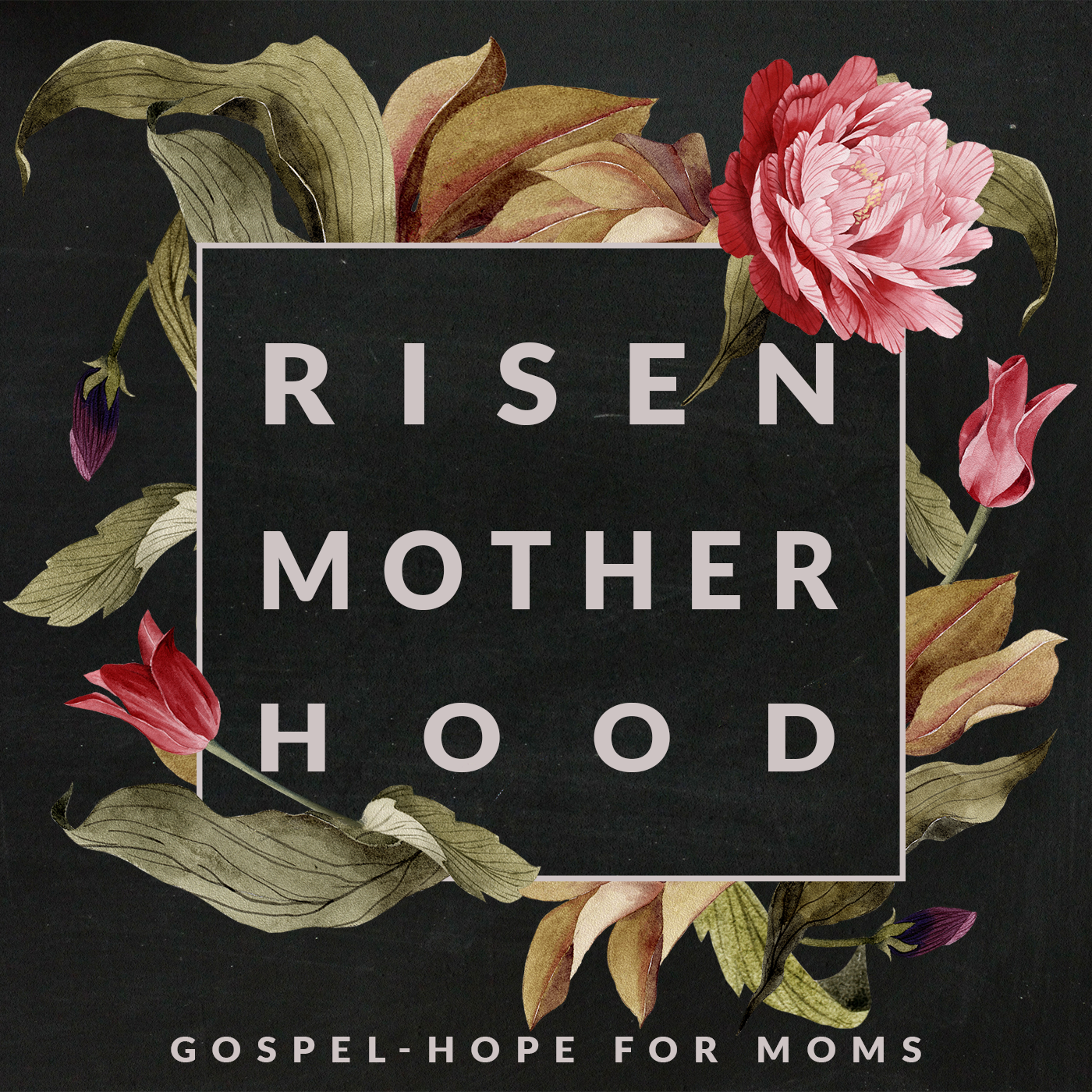 Risen Motherhood logo