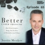Artwork for PPP 065 | Leading Under Pressure, with Justin Menkes author of Better Under Pressure