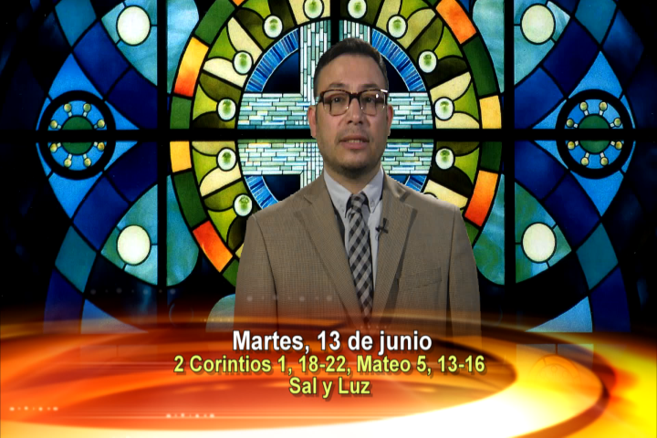 Artwork for Martes, 13 de junio de 2017 Tema de hoy: Sal y Luz