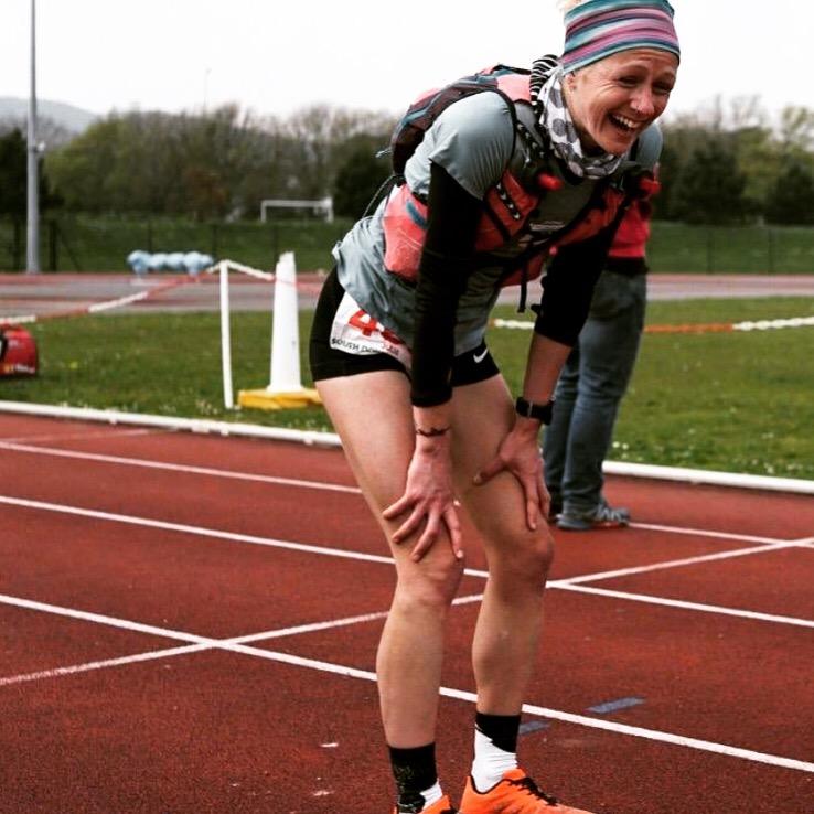 Girls Run the World Inspiration: Julia Davis