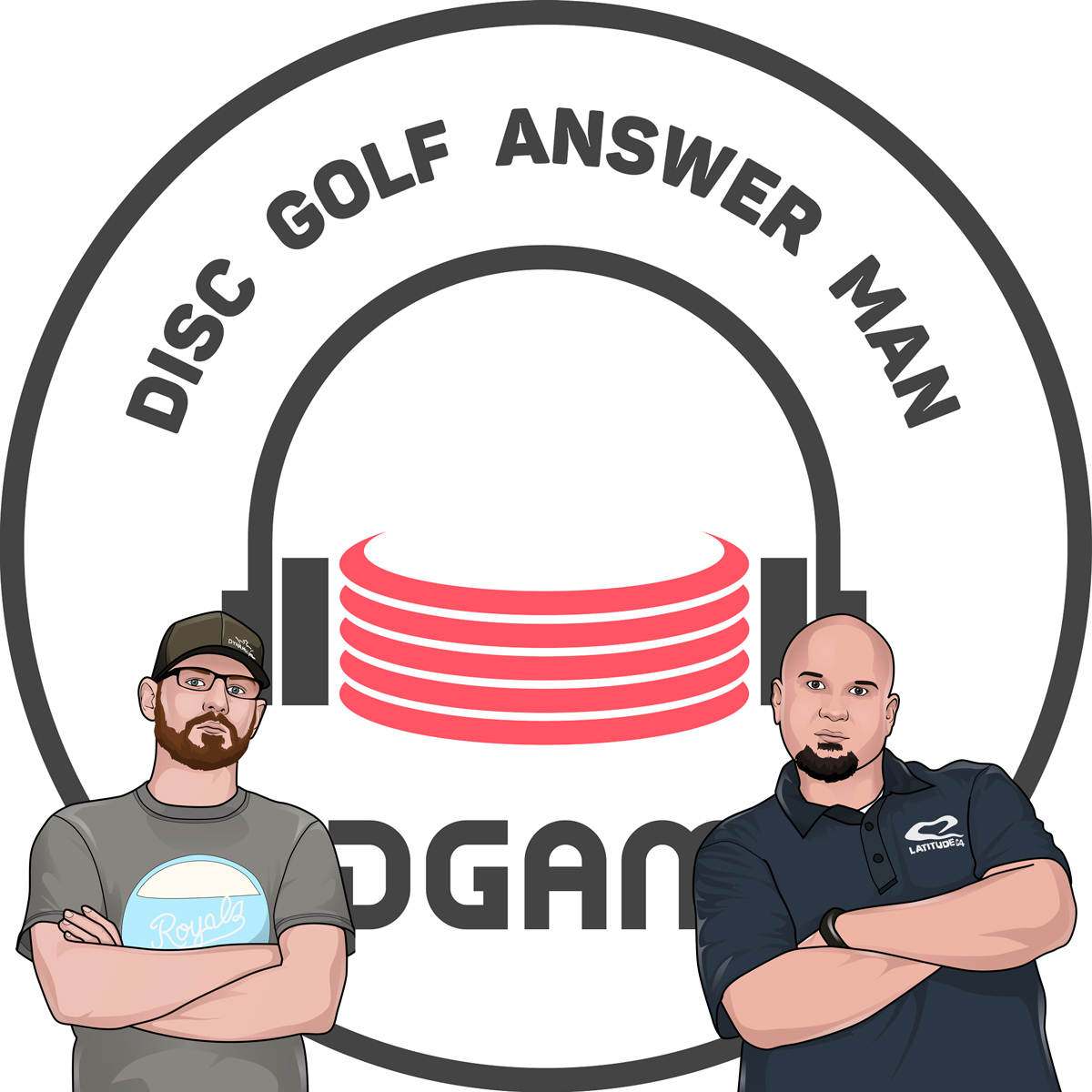 Artwork for Disc Golf Answer Man Ep 091