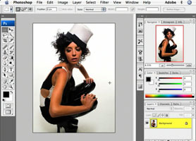 Making Black and Whites the new Photoshop CS3 Way