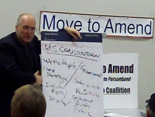 David Cobb and Move To Amend Coming to Kansas City