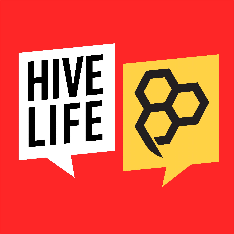 Hive Life show art