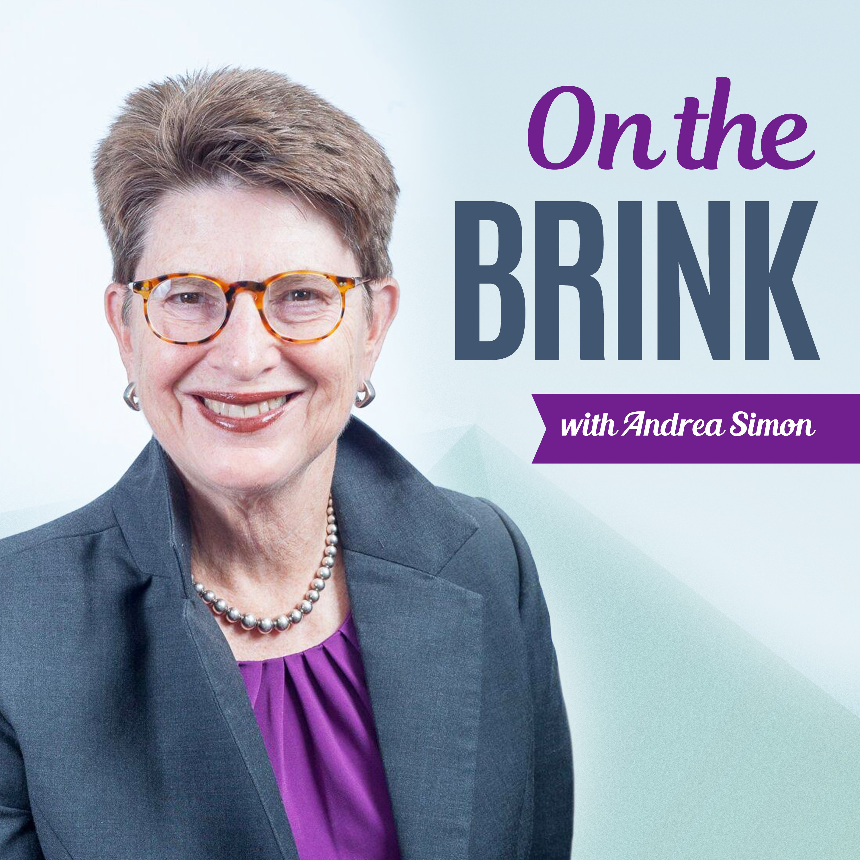 On the Brink with Andi Simon show art