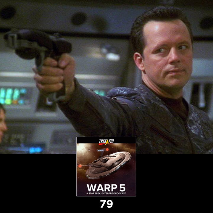 Warp Five 79: Hayes Fever
