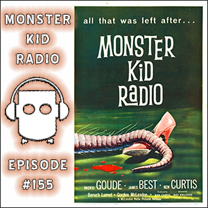 Monster Kid Radio - 12/2/14 - The Killer Shrews attack Scott Morris