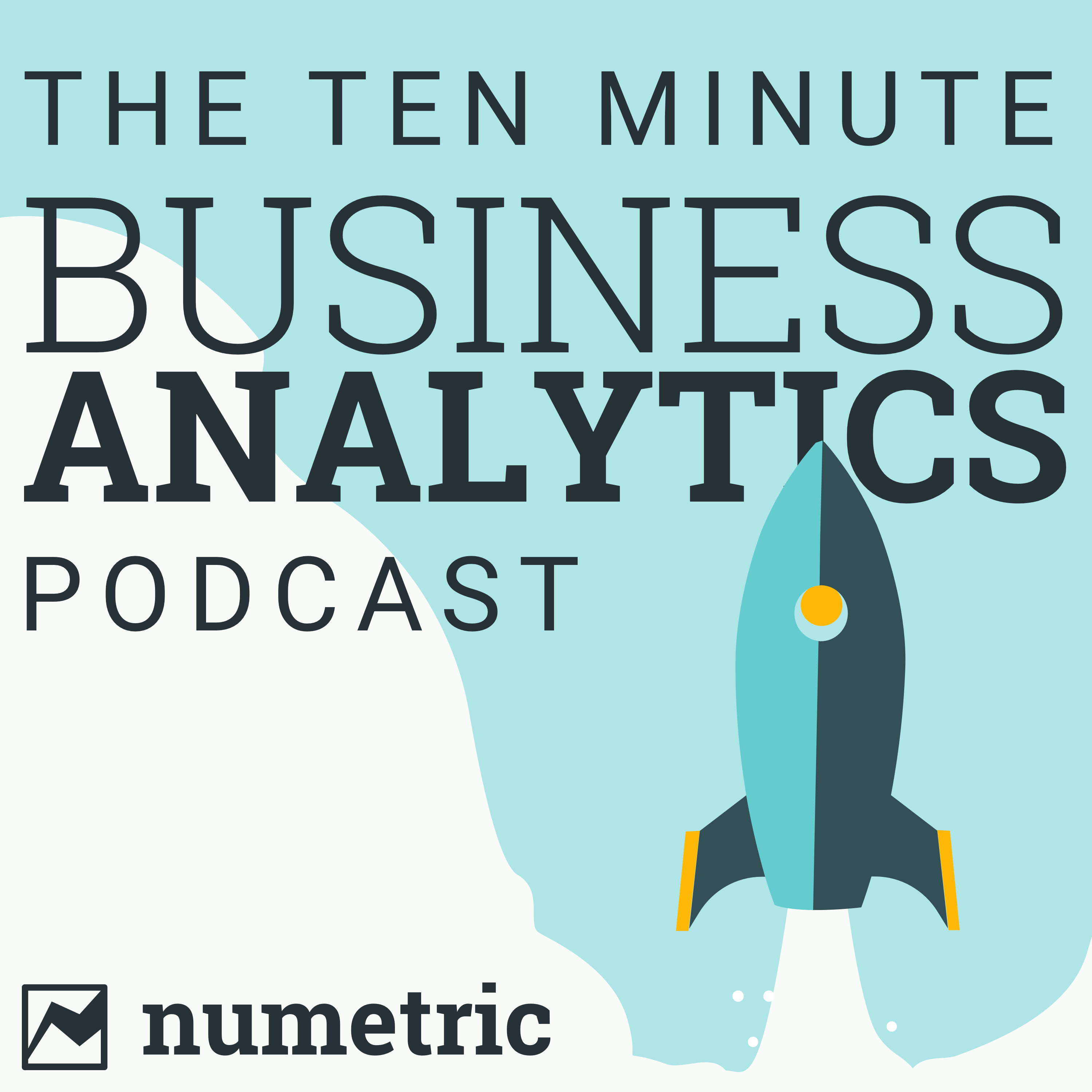EP23: Machine Learning in the Fortune 100 show art