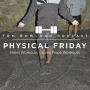 Artwork for PHYSICAL FRIDAY #9 - Hotel Workouts - Jump Rope Workouts