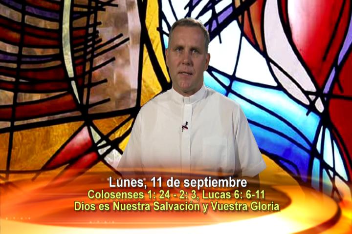 Artwork for Lunes, 11° de septiembre 2017  Tema el hoy: Dios es nuestra salvación y vuestra gloria.