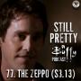Artwork for #77. The Zeppo (S3.13)
