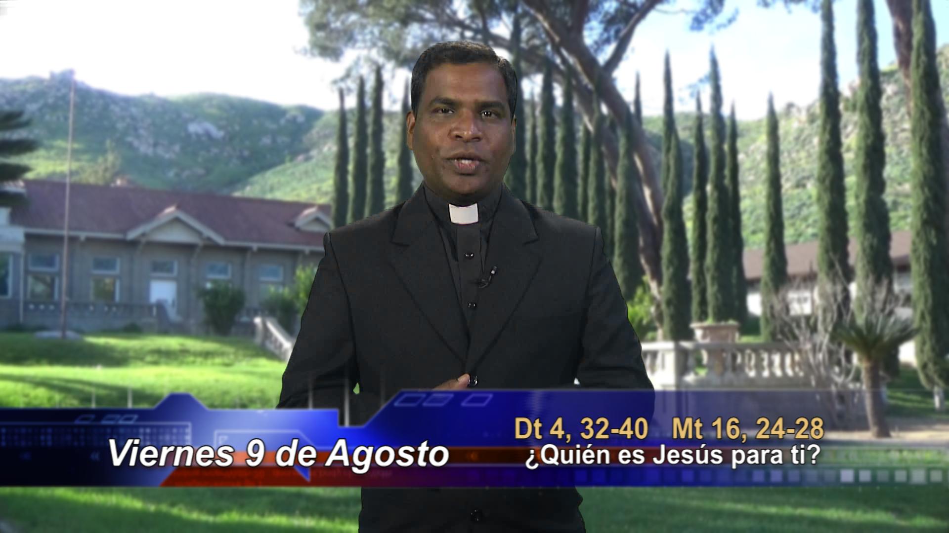 Artwork for Dios te Habla con Fr. Deeber Yonas, SVD;  Tema el hoy: ¿Quién es Jesús para ti?