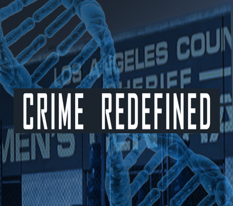 Crime Redefined show art